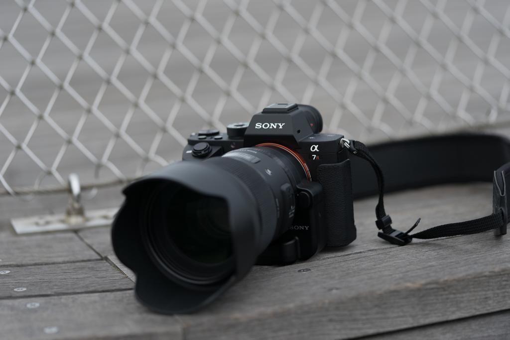 α7RⅡと50mm F1.4 DG HSM