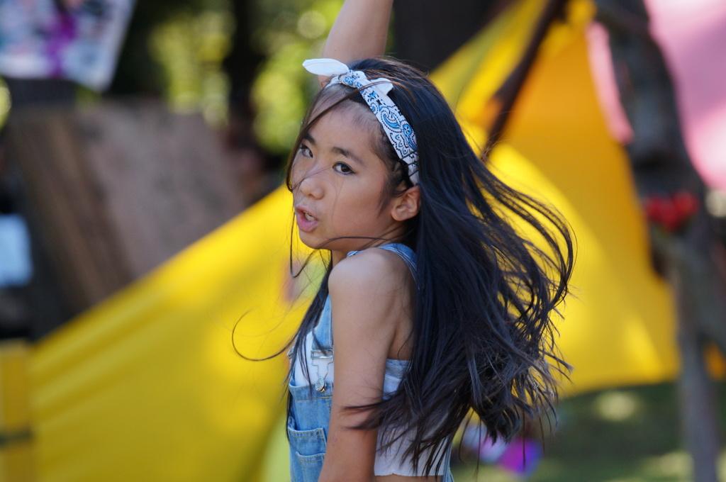 金沢芸術祭 ダンサーの姪