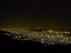 六甲のおいしい夜景1