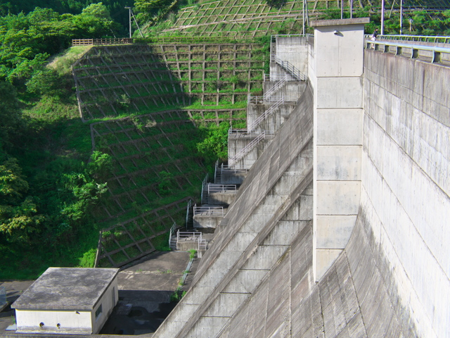 P6230045a 滝川ダムその1