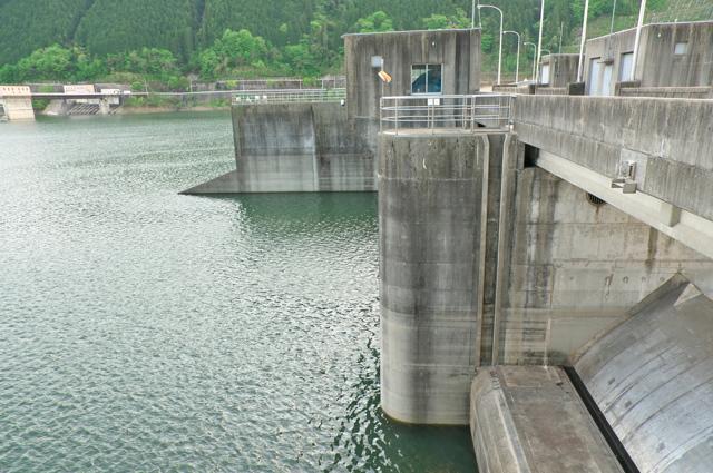 DSC_4849 阿木川ダムその1