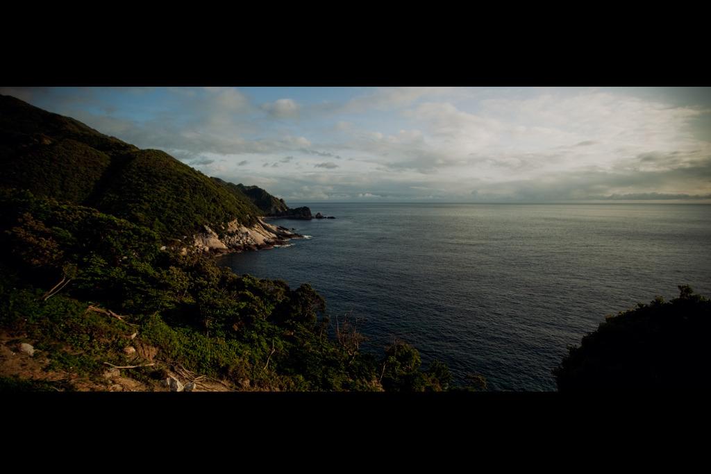屋久島の風景