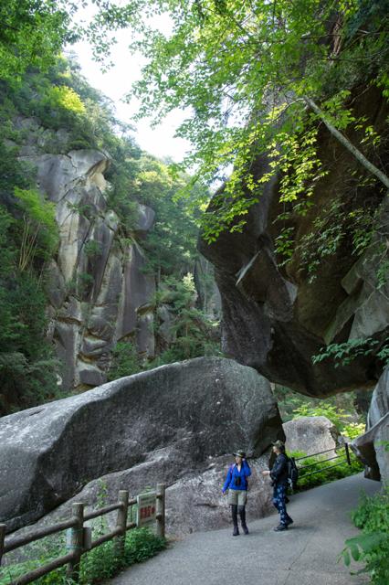 昇仙峡の想い出