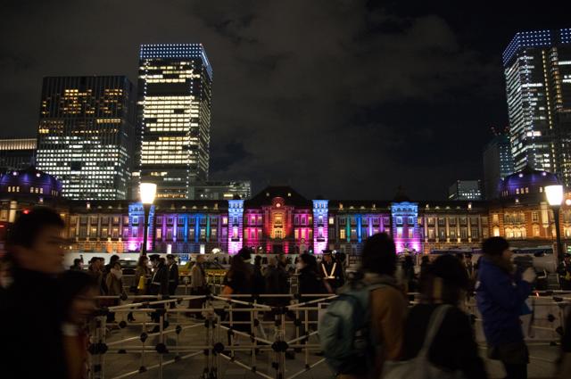 東京ミチテラス2015にて #