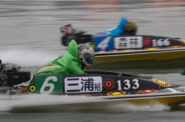 ボートレース多摩川 第52回サンケイスポーツ賞にて #2