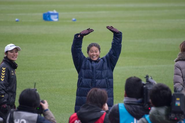 第37回皇后杯 準決勝 INAC神戸 vs ベガルタ仙台 にて#10