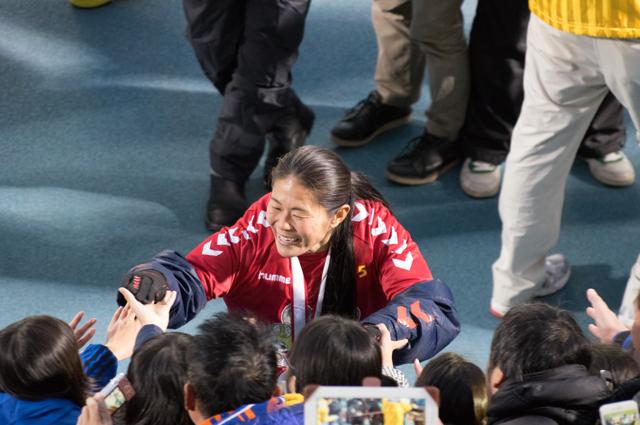 澤穂希引退試合 第37回皇后杯決勝にて#6